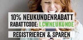 lcw-shop Neukundenrabatt. : LCWNEUKUNDE